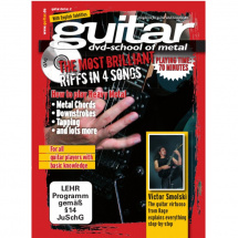 PPVMedien - Guitar - DVD-School of Metal  - Guitar - DVD-School of Metal
