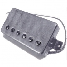 RAW Vintage RV-5760 Aged Nickel Cover Humbucker (Hals)