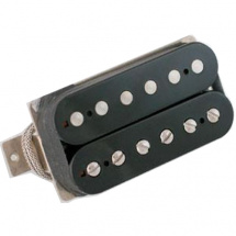 RAW Vintage RV-5760 Black Non-Aged Humbucker (Steg)