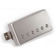 RAW Vintage RV-5760 Non-Aged Nickel Cover Humbucker (Steg)