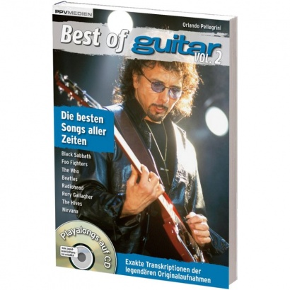 PPVMedien - Best of Guitar Vol.2 - Die Besten Songs aller Zeiten  - Best of Guitar Vol.2 - Die Besten Songs aller Zeiten