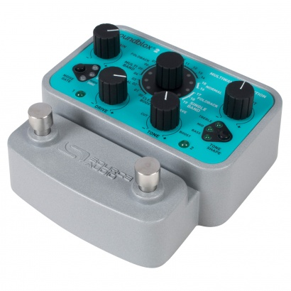 Source Audio SA220 Soundblox 2 Multiwave Distortion Effektpedal