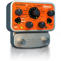 Source Audio SA226 Soundblox 2 Orbital Modulator Effektpedal