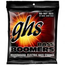 GHS 3035 Bass Boomers Regular Short Scale Saitensatz f. E-Bass