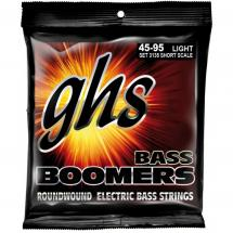 GHS 3135 Bass Boomers Regular Short Scale Saitensatz f. E-Bass