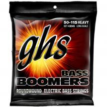 GHS H3045 Bass Boomers Heavy Long Scale Saitensatz für E-Bass
