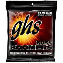 GHS L3045 Bass Boomers Light Long Scale Saitensatz f. E-Bass