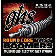 GHS RC-ML3045 Round Core Bass Boomers Medium Light Saitensatz für E-Bass