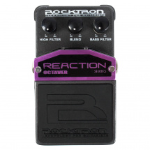Rocktron Reaction Octaver Bodeneffekt