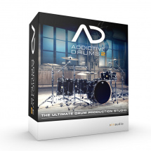 XLN Audio Addictive Drums 2 virtuelle Drums