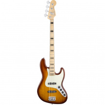 Fender American Elite Jazz Bass ASH MN TBS