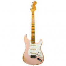 Fender Custom Shop Limited 1956  Relic Strat Faded Shell Pink