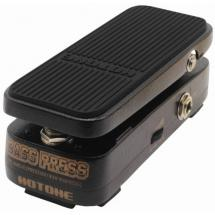 Hotone Bass Press volume/expression/wah-wah effects pedal