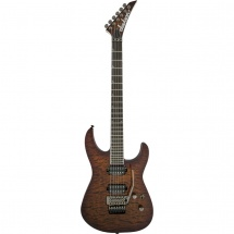 Jackson Pro Soloist SL2Q Trans Root Beer