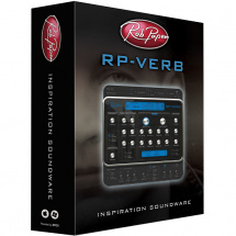 Rob Papen RP-Verb Reverb Plug-In