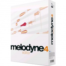 Celemony Melodyne 4 Editor Pitch/Timing Korrektur Audio-Software
