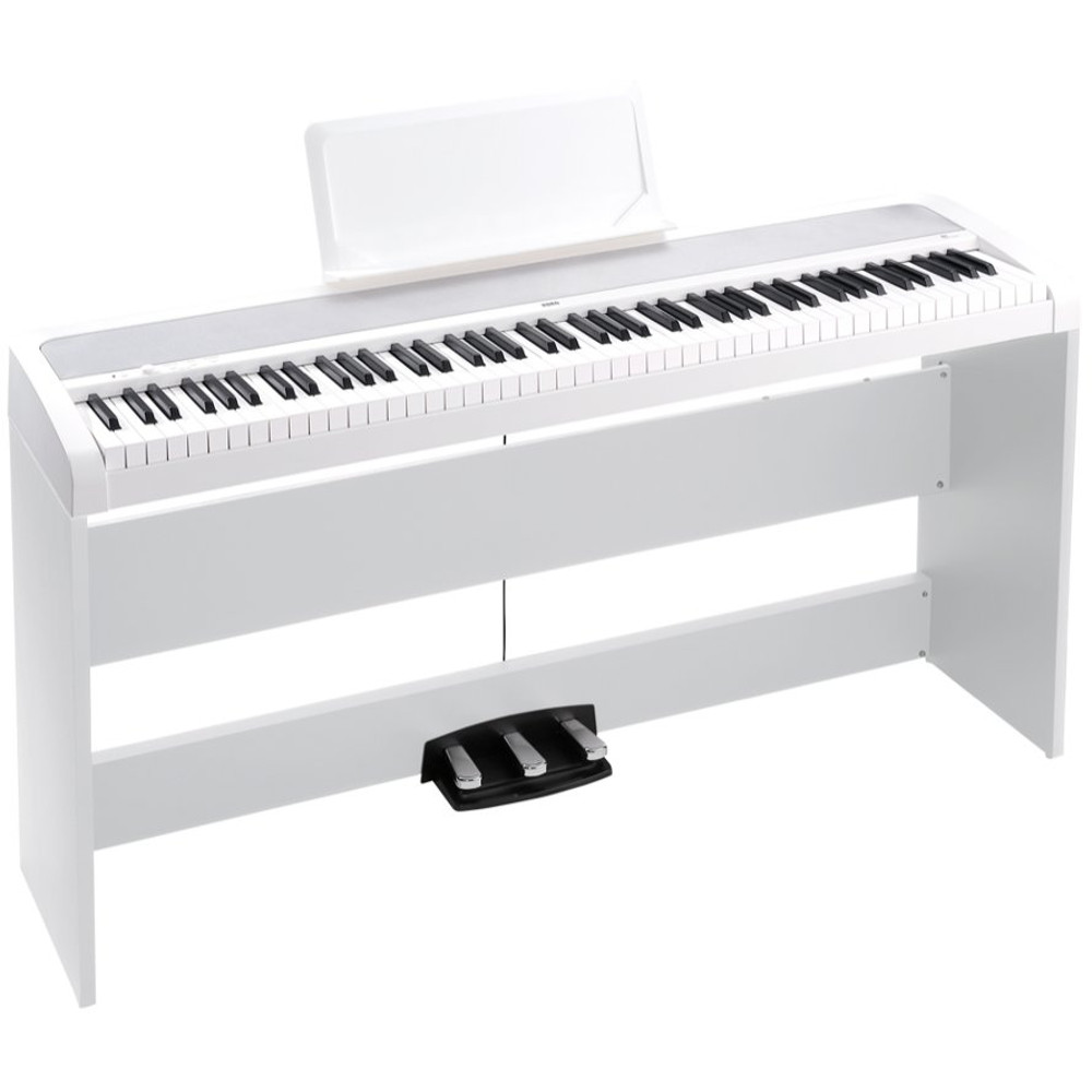 korg b1sp wh e piano wei kaufen bax shop. Black Bedroom Furniture Sets. Home Design Ideas