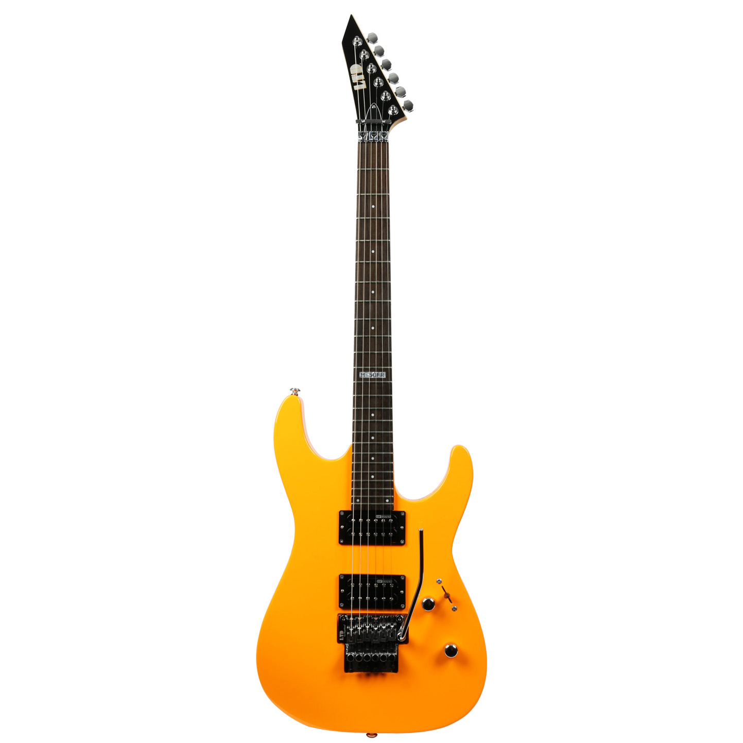 esp ltd m 50fr neon orange e gitarre kaufen bax shop. Black Bedroom Furniture Sets. Home Design Ideas