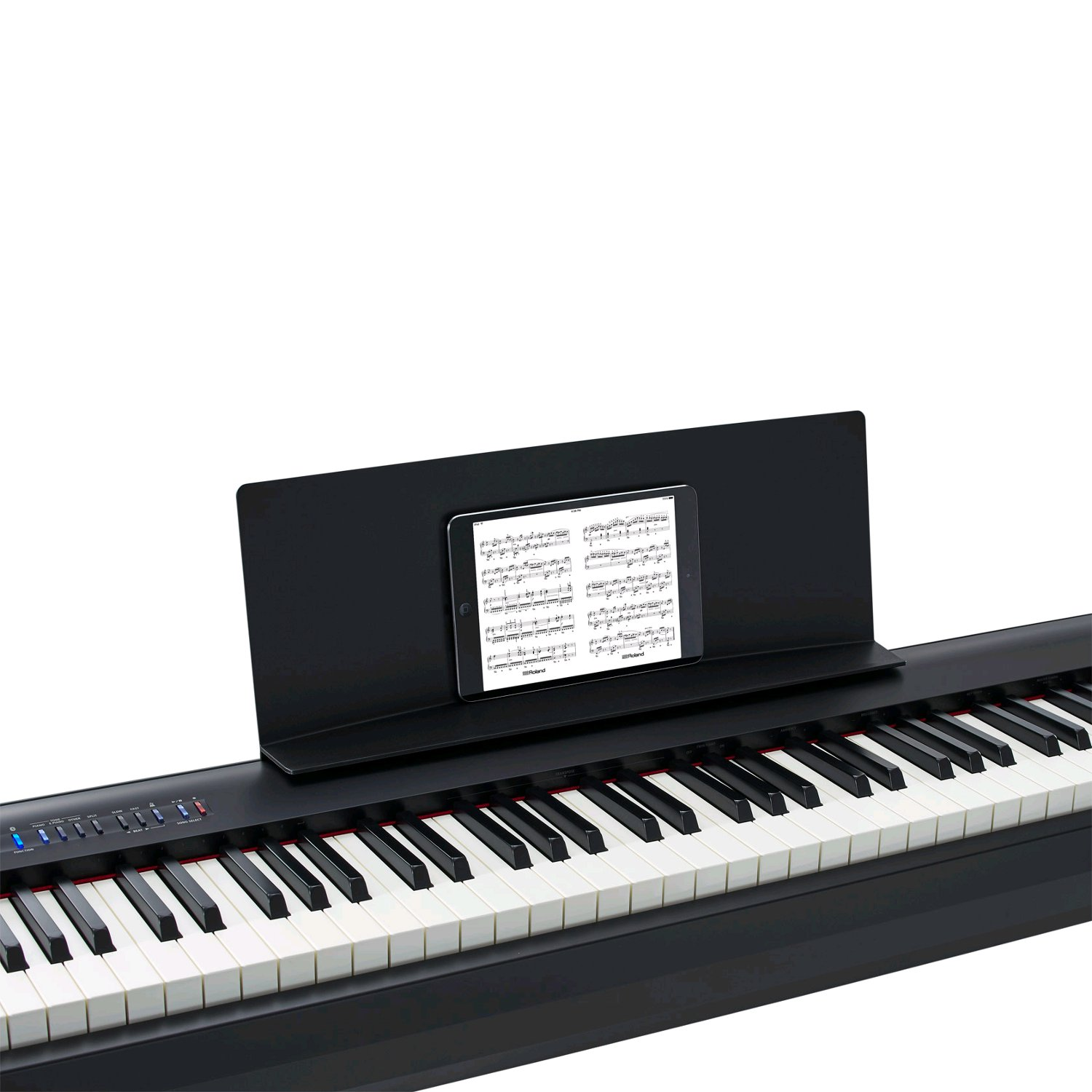 roland fp 30 e piano schwarz kaufen bax shop. Black Bedroom Furniture Sets. Home Design Ideas