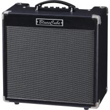 Roland Blues Cube Hot Black Gitarrenverstärker-Combo (Transistor)