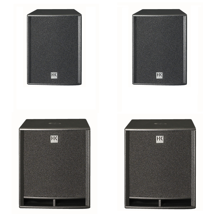 hk audio pro system 2 lautsprecher set kaufen bax shop. Black Bedroom Furniture Sets. Home Design Ideas