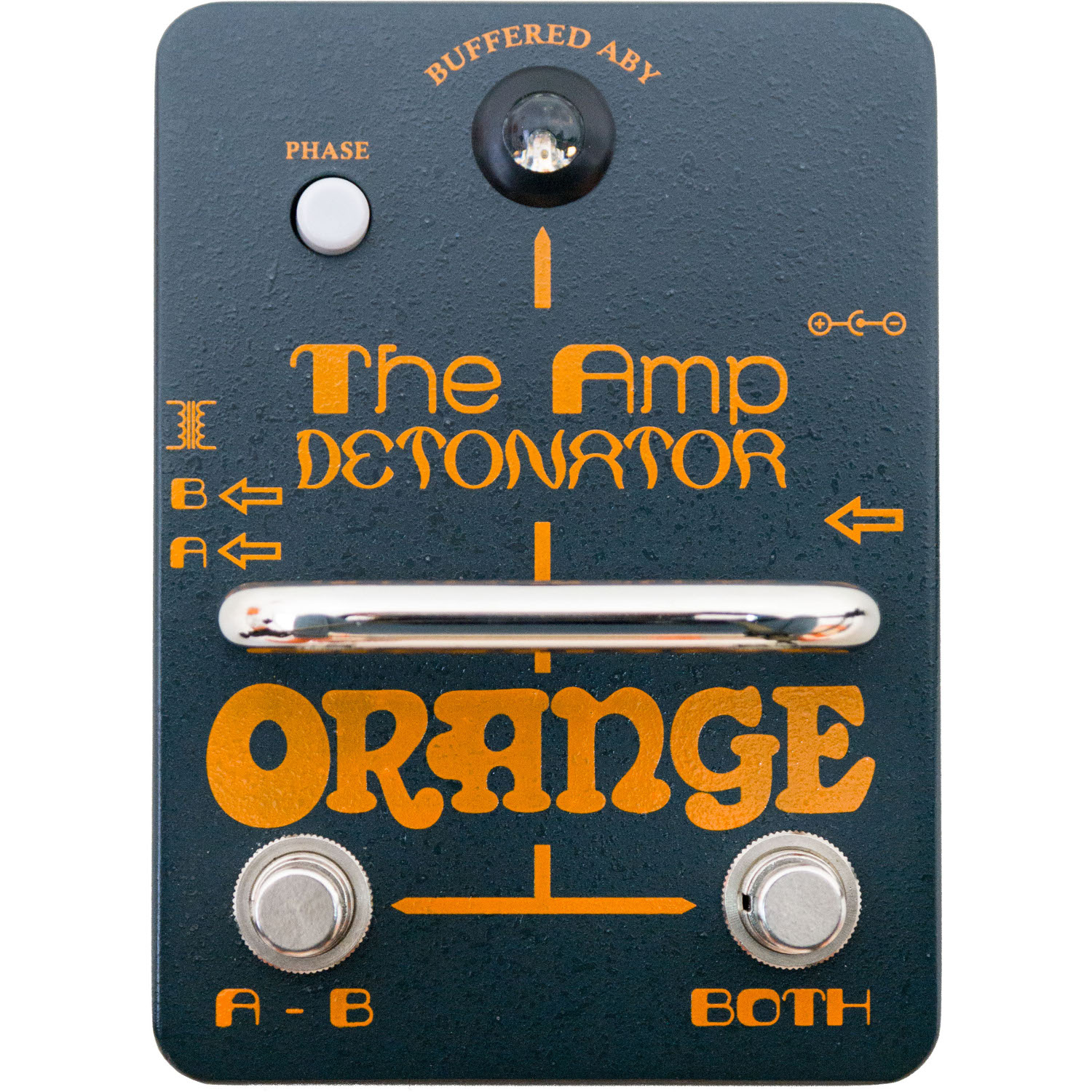 Orange The Amp Detonator ABY Splitter Combiner