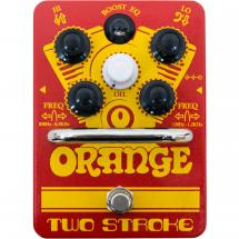 Orange Two Stroke Boost-Pedal