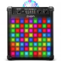 ION Party Rocker Max Wireless Lautsprecher mit Lichtshow