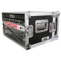 Road Ready RR6UED Effect Rack Flightcase