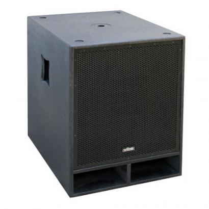 JB systems Vibe 18 MKII Subwoofer, 600W