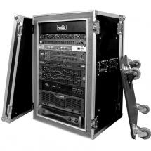 Road Ready RR18UADSW Shockmount Flightcase
