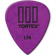 Dunlop Tortex TIII Plektrum, 1,14 mm