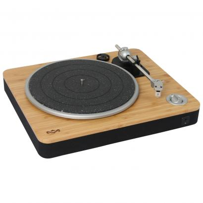 House of Marley Stir It Up Signature Black Plattenspieler