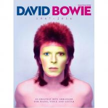 Hal Leonard - David Bowie 1947 - 2016 - 20 Greatest Hits