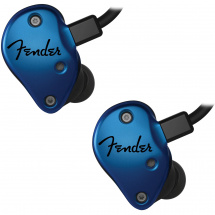 Fender FXA2 Pro In-Ear Monitor blau