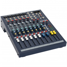 Soundcraft EPM-6 PA -/Studio-Mischpult