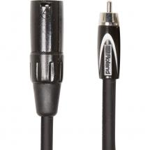 Roland RCC-5-RCXM XLR (male) - Cinch-Kabel, 1,5 m