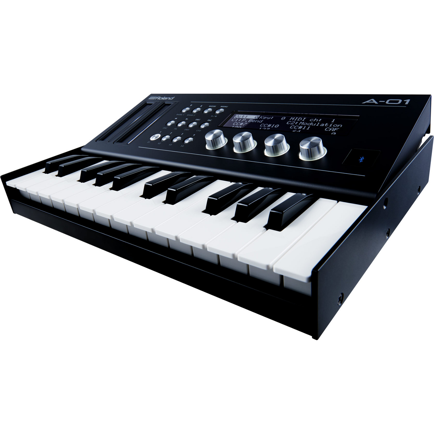 roland a 01k synthesizer controller mit klaviatur kaufen bax shop. Black Bedroom Furniture Sets. Home Design Ideas