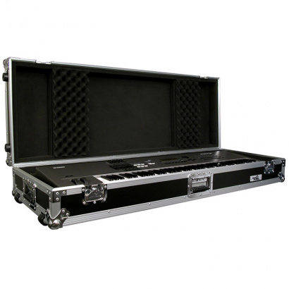 Road Ready RRKB76W Keyboard Flightcase, 76-Tasten