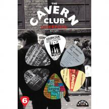 The Cavern Club - The Cavern Club Moments Satz von 6 Plektren