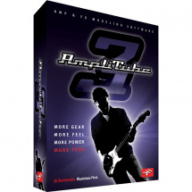 IK Multimedia Amplitube 3 Gitarren-Software