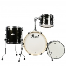 Pearl MDT764P/C701 Midtown Black Gold Sparkle Kesselsatz