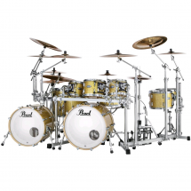 Pearl Masters Maple Reserve Bombay Gold 3-teiliger Kesselsatz