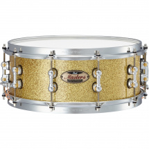 Pearl Masters Maple Reserve Bombay Gold Snaredrum 14 x 6,5 Zoll