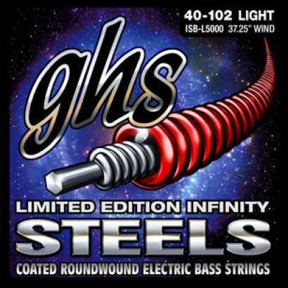 GHS Limited Edition Infinity Steels Light 40-102