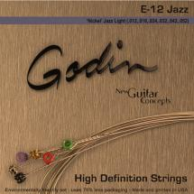 Godin Jazz Light .012-.052 Saitensatz