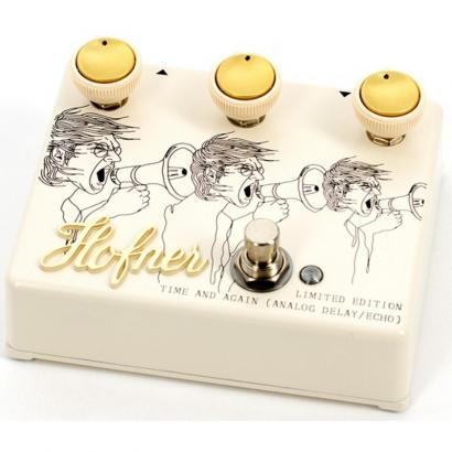 Hofner Time And Again Limited Edition Delay
