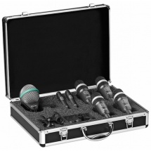 AKG Drum Set Concert I 7-teiliges Mikrofon-Set