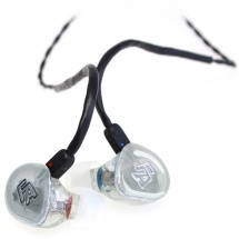 Fischer Amps Rhapsody Series - Rapture In-Ear Kopfhörer, Clear