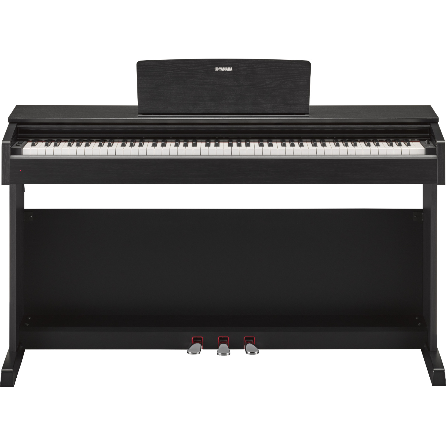yamaha arius ydp 143b e piano schwarz kaufen bax shop. Black Bedroom Furniture Sets. Home Design Ideas